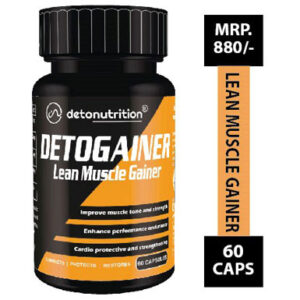 Weight gainer capsules