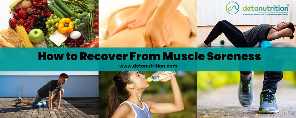 Tips to recover Muscle Soreness