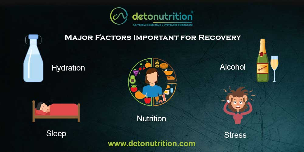 Major Factors Important for Recovery