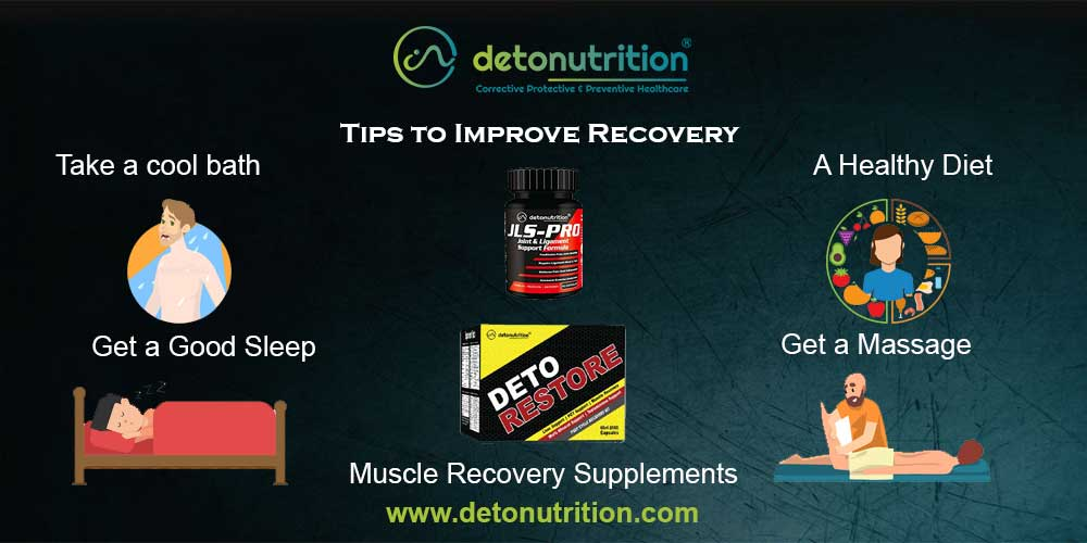 Tips to improve Recovery